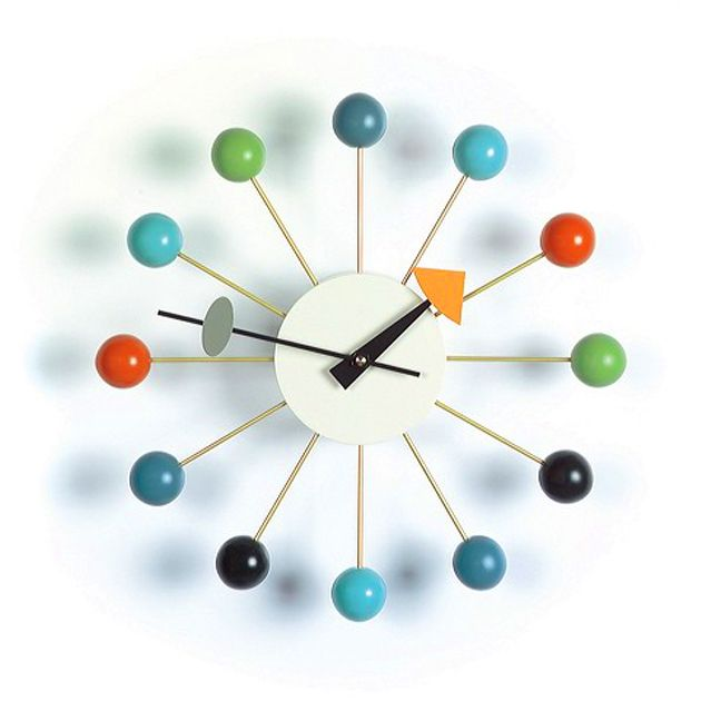 Reloj punto vector