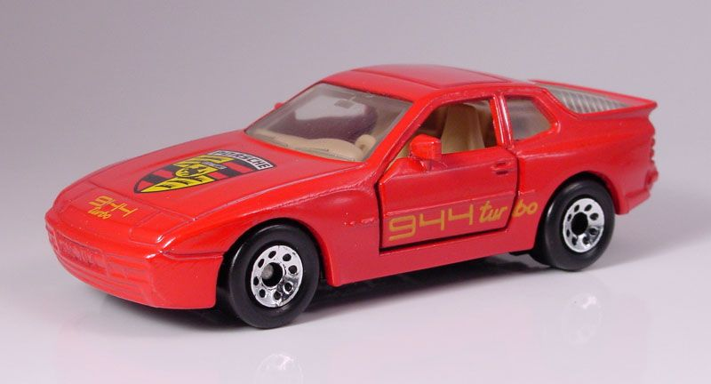 Mb191 Porsche 944 Turbo Toy Model Cars Porsche 944 Matchbox Cars