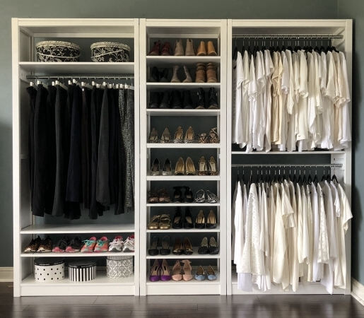 Wood Closet Systems Toxic Free In 2020 Closet System Wood