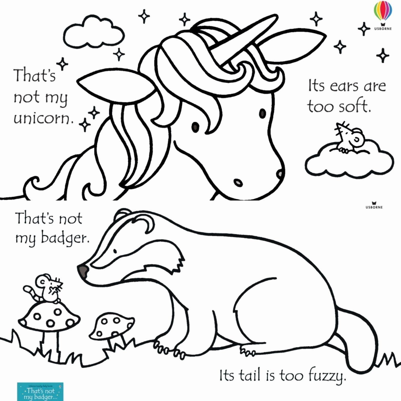 Unicorn Drawing Book Mark Luxury Kolorowanki Dla Maluszk W Usborne Poleca Bobogadka Step By Step Drawing Unicorn Drawing Bat Coloring Pages