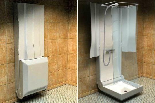 Faltbare Dusche Bathroom Design Small Small Showers Small Bathroom