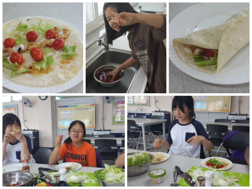 We made chicken kebabs in our afterschool english class mrs students forumfinder Images