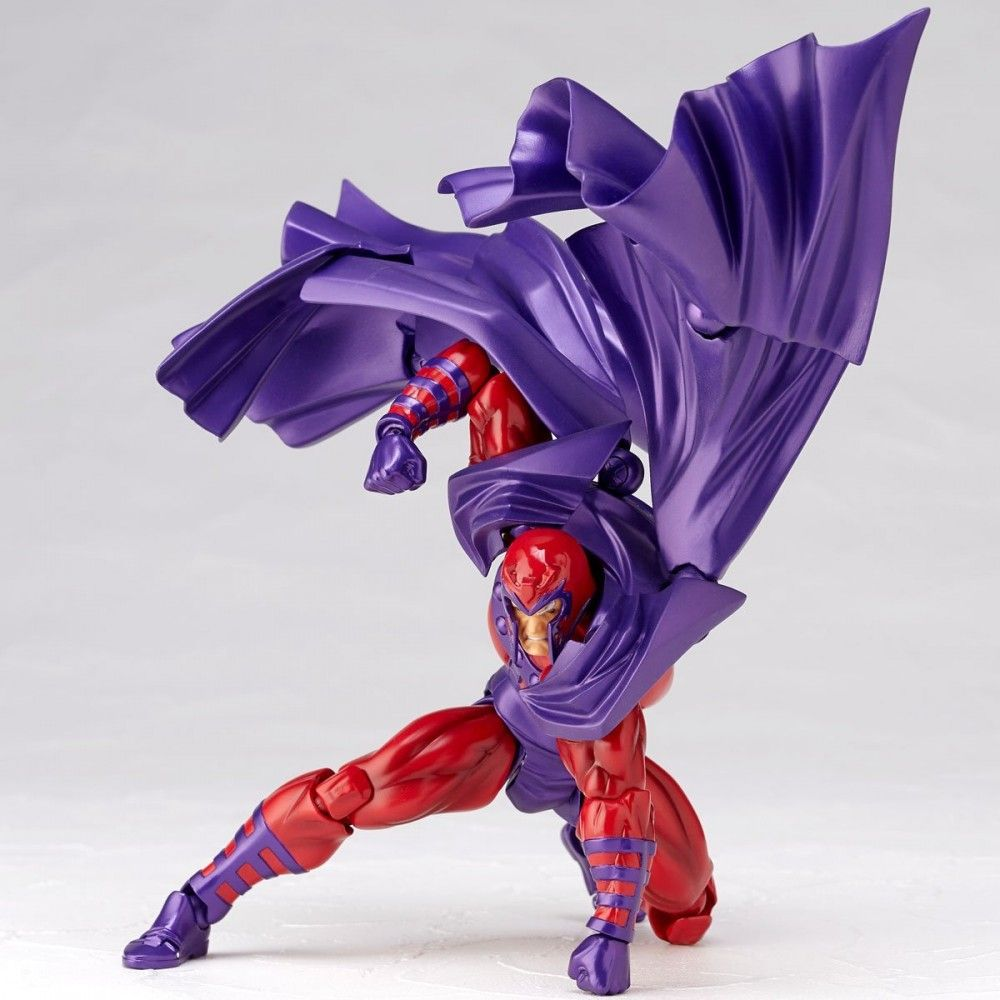 Official Photos And Details Have Been Released For The Upcoming Figure Complex Amazing Yamaguchi Revoltech Action Poses Action Figures Batman Action Figures