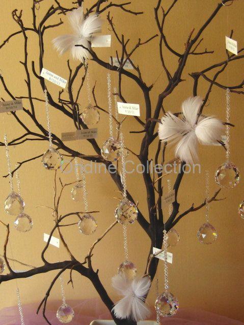 Rboles de cristal para bodas espectaculares pinterest - Ideas para bodas espectaculares ...