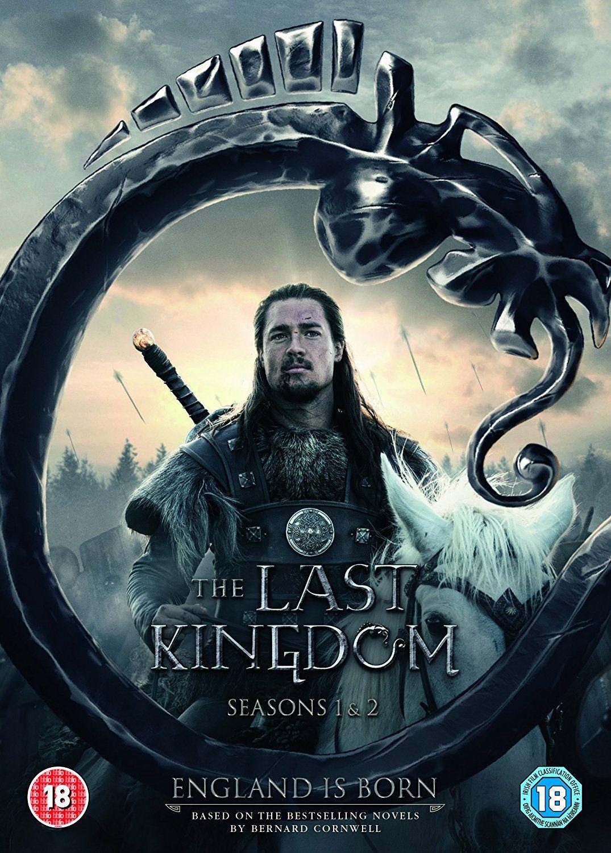 The Last Kingdom Series 1 2 Box Set Cover Con Imagenes Tunez