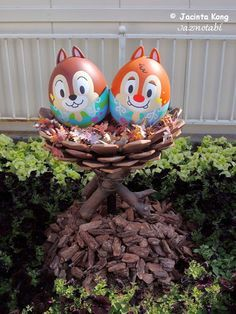 Disney Easter Eggs  Chip & Dale