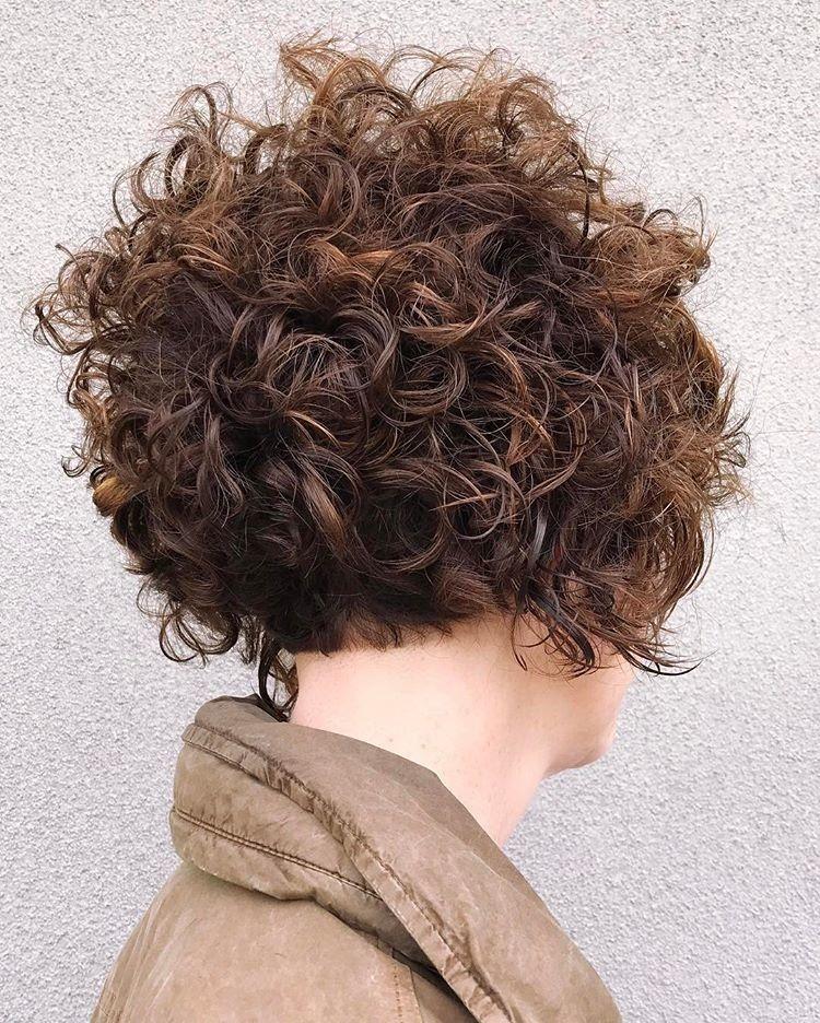 50 Brillante Haarschnitte Für Lockiges Haar Das Sie Gesund