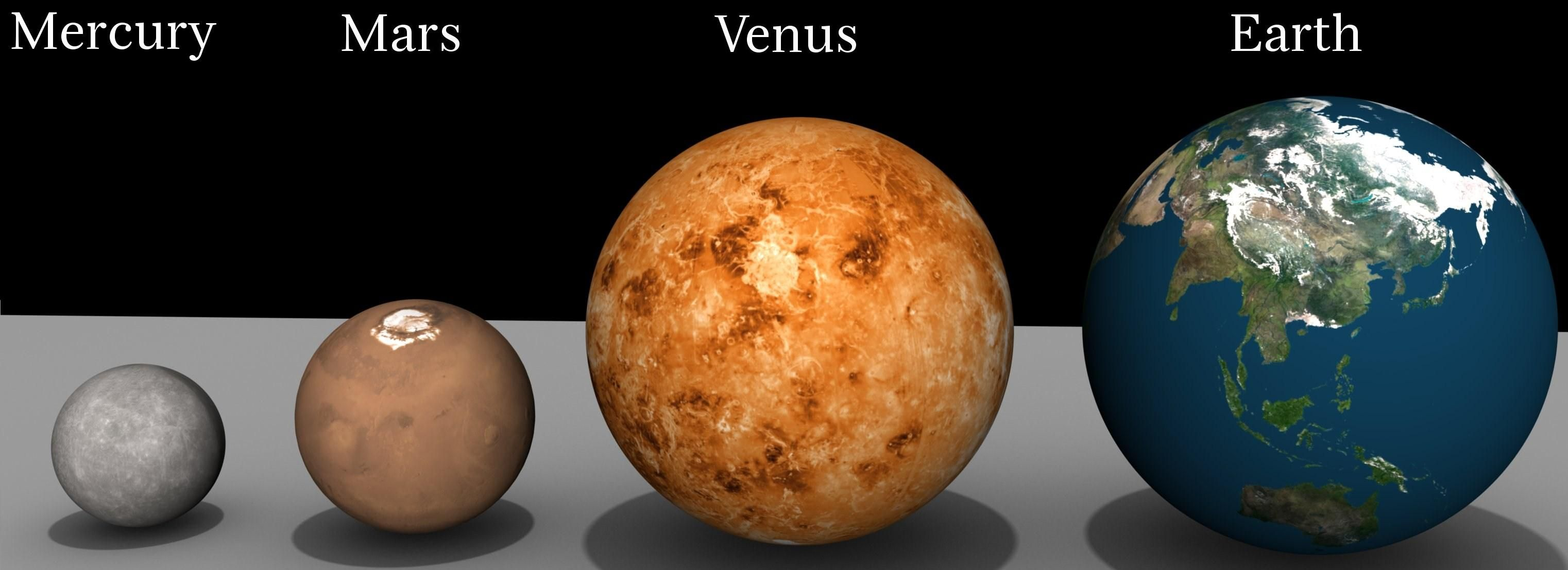 картинки меркурий венера земля марс потолки