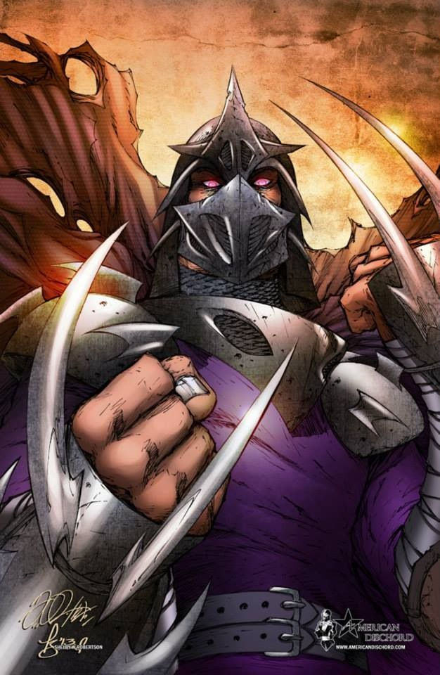 Shredder Teenage Mutant Ninja Turtles Artwork Ninja Turtles