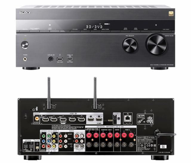 The 9 Best Stereo Receivers Of 2020 Home Theater Receiver Sony Home Theater System Sony Home Theatre
