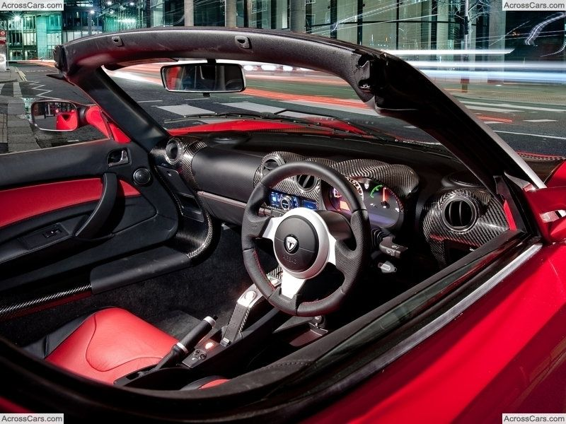 Tesla Roadster [UK] (2010) (With images) Tesla roadster