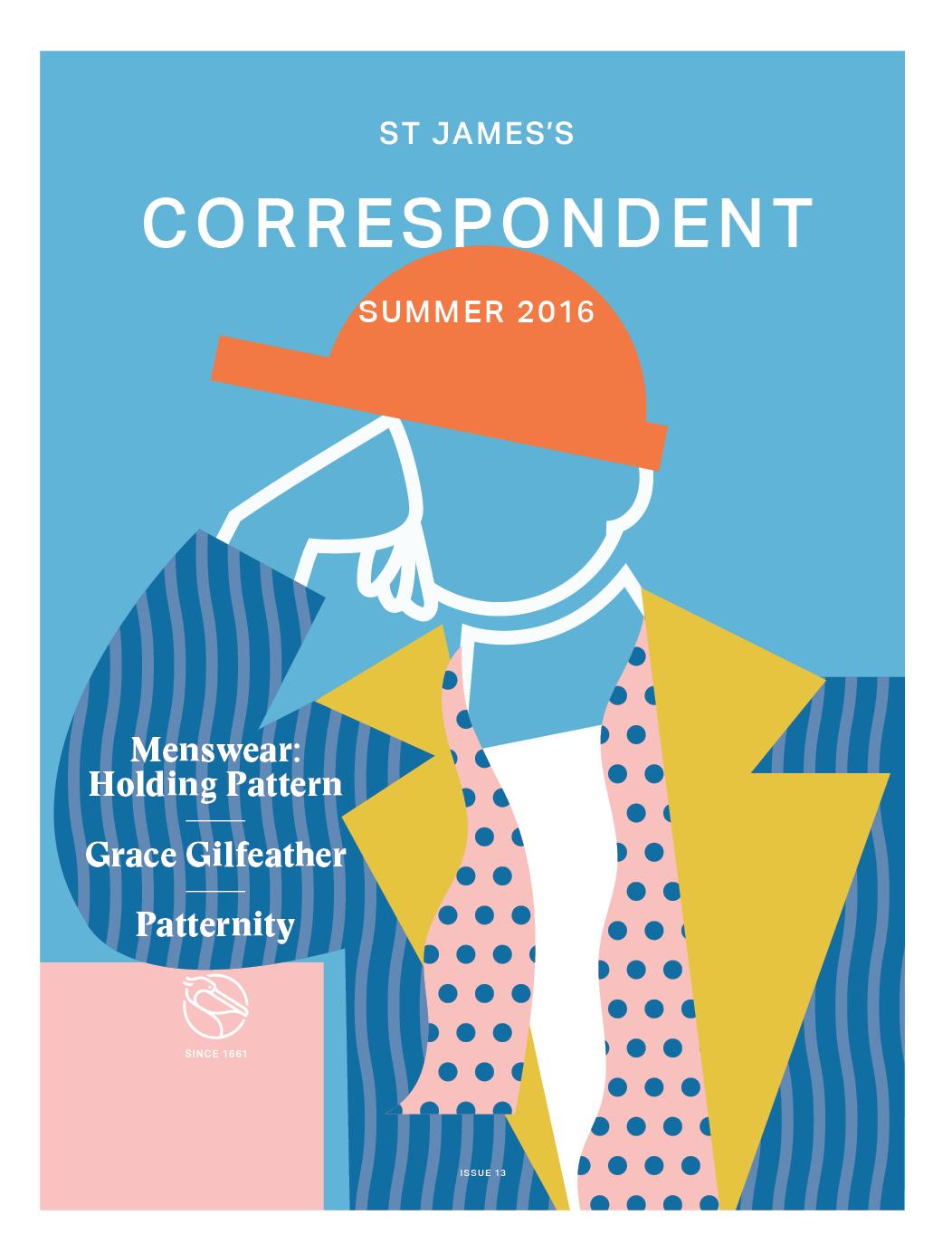 Lauren Rolwing | Exploring Menswear Prints & Patterns #illustration #digitalillustration #art