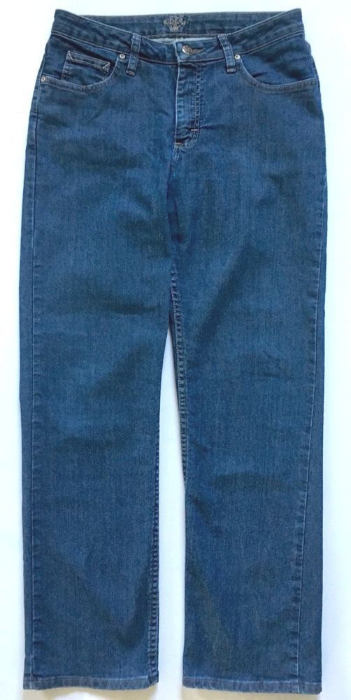 41c0a70f23108 Riders by Lee Relaxed Fit Jeans-Style 130G 186  IZS-1414-018-Womens-Sz 8M   RidersbyLee  Relaxed