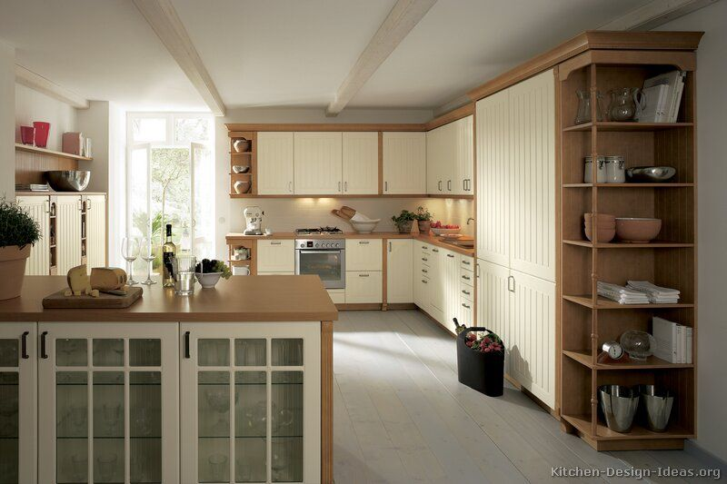 Best Traditional Two Tone Kitchen Cabinets 120 Alno Com 400 x 300