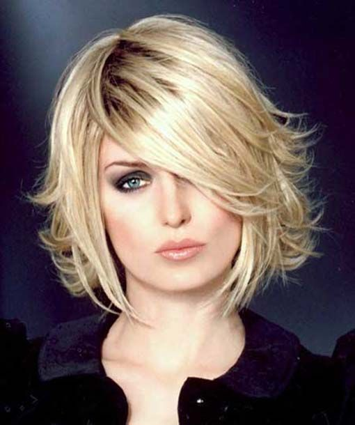 Layered bob haircuts are classic hairstyle that are high in demand and layered bob haircuts 2012 are versatile as there are many variations in bob cut