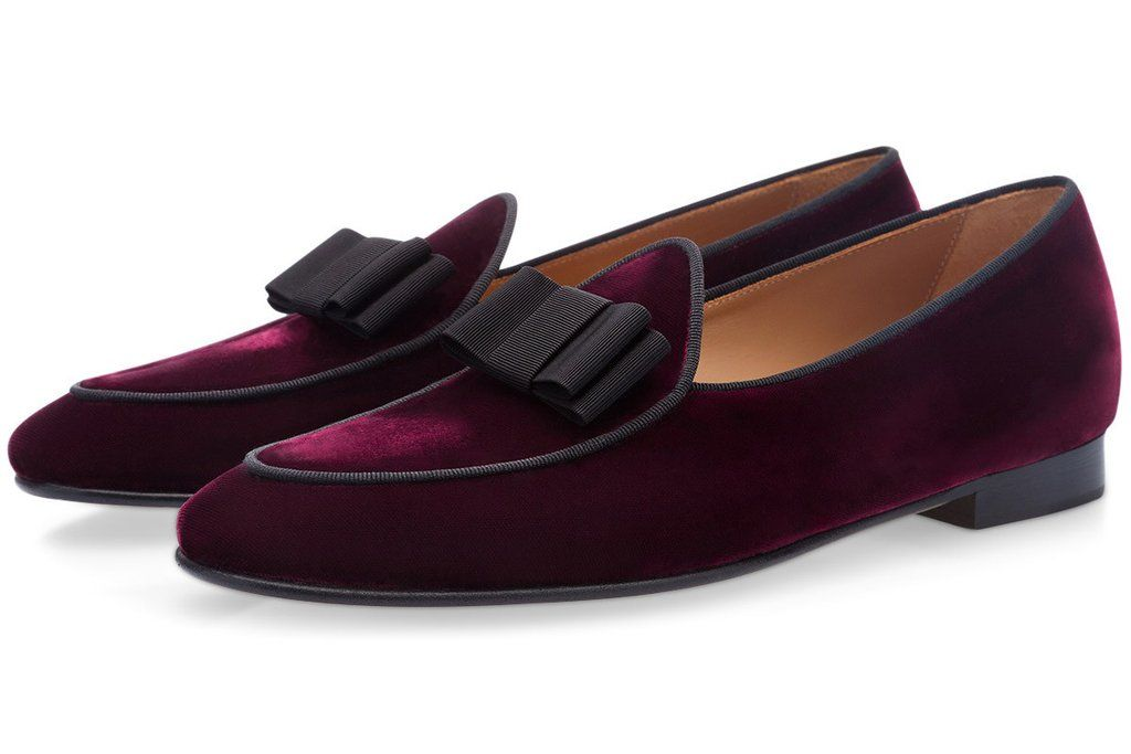 Custom Collection' Sarto Handcrafted Silk Venitian Loafer