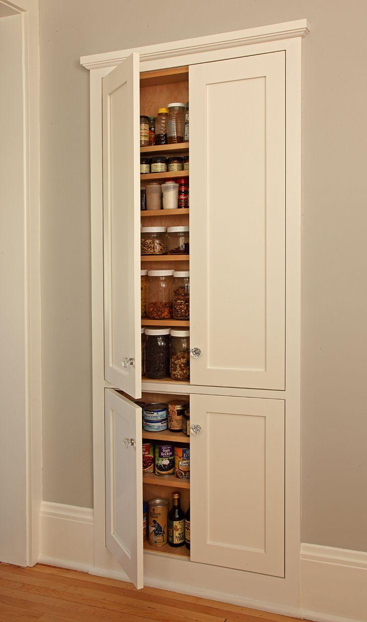 12 Brilliant Storage Ideas for Small Kitchens | Pinterest | Holz und ...