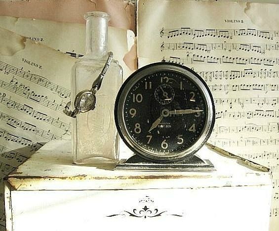 Clock vignette Time will tell Pinterest Vignettes, Clocks and