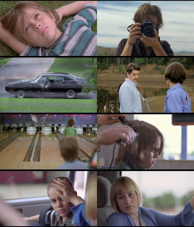 Boyhood Directed By Richard Linklater A Bittersweet Life Boyhood Movie Boyhood Movie Shots
