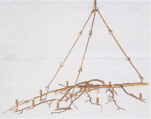 paul ferrante the branch - Paul Ferrante Chandelier