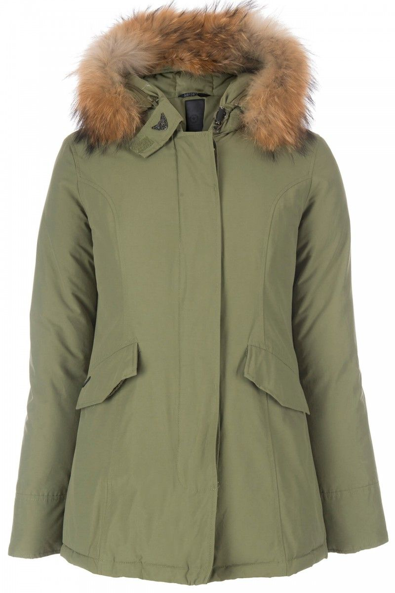 AIRFORCE 2 POCKET PARKA CAMO #airforce #airforcedames