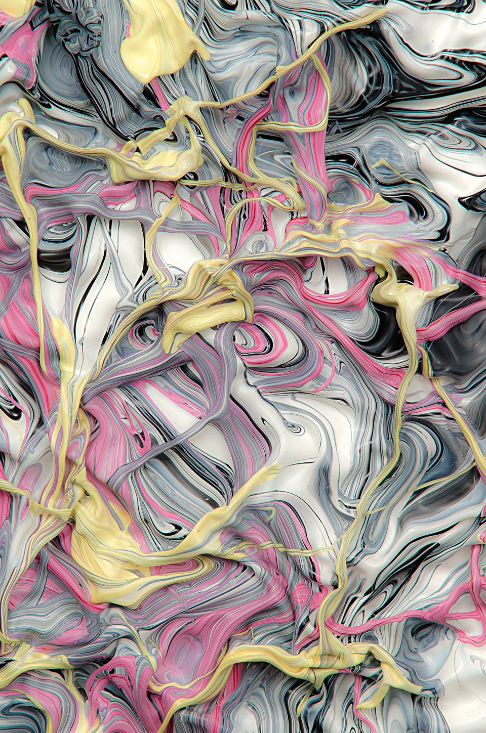 #InspiringStories - Mark Lovejoy #photographs, what do you see in these abstract images?