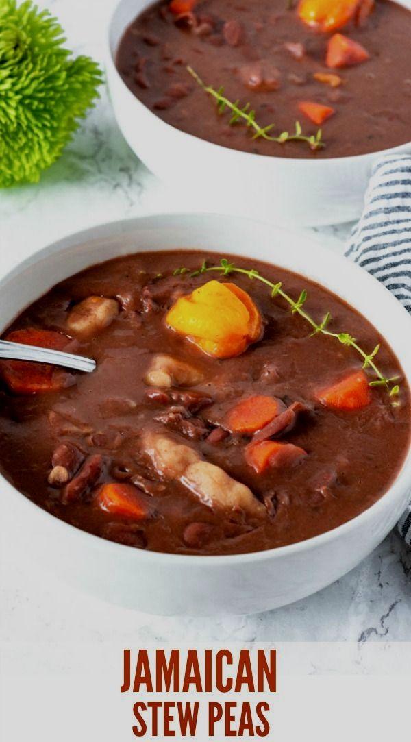 pinupadyshevaora on food and drink  jamaican stew
