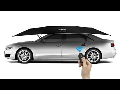 Portable Auto Car Umbrella Me Wants Car Tent Car Automatic Cars