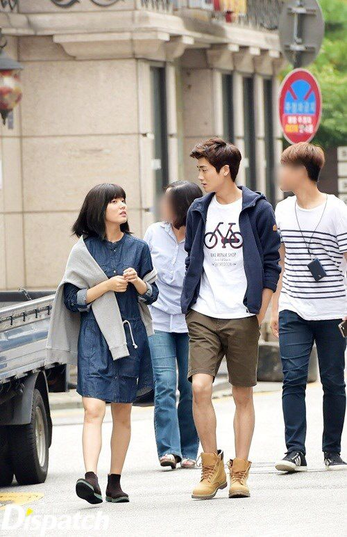 Hyungsik and nam ji hyun hookup