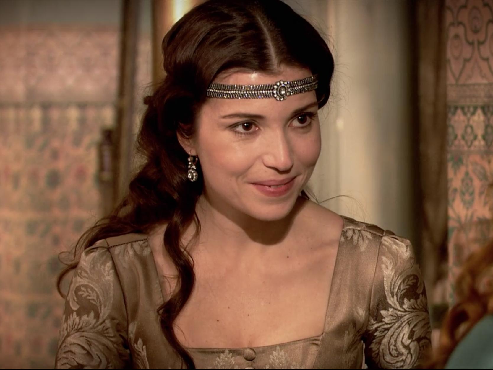 "Hatice Sultan - Magnificent Century - ""Good and Bad News"" Season 1, Episode 16 | Muhtesem Yuzyil ..."