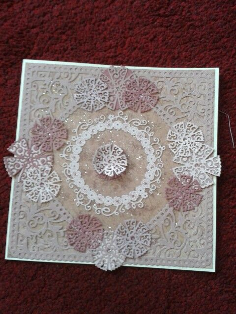 Tattered lace and sue Wilson