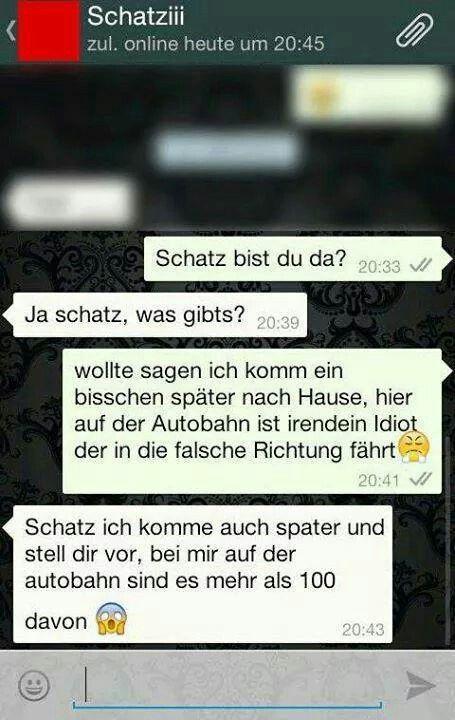 Schatz Spruche Online | Witzige sprüche, Lustige whatsapp ...