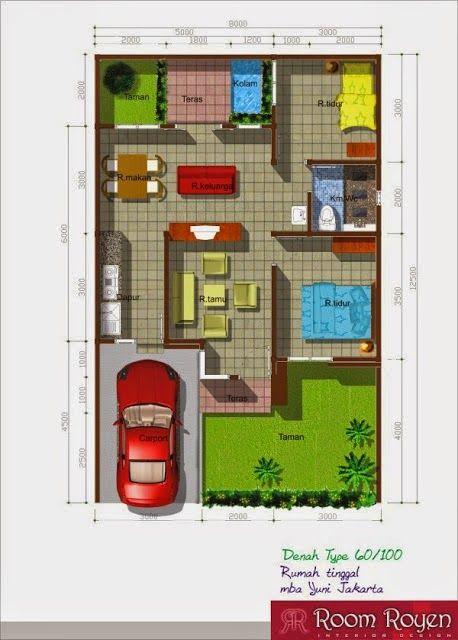Design Interior Rumah Type 60 Valoblogi Com