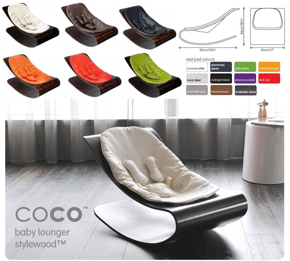 bloom coco baby lounger  stylewood cappuccino  urbanbaby  baby  - bloom coco baby lounger  stylewood cappuccino  urbanbaby  baby tings pinterest