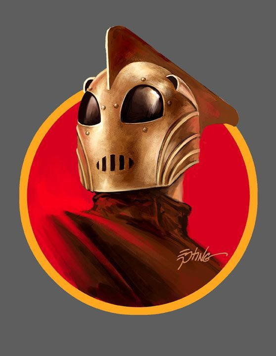 The Rocketeer | the rocketeer