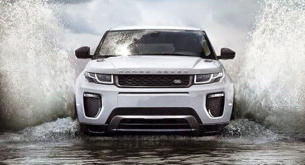 Monkey Motor: Nueva Land Rover Range Rover Evoque 2016