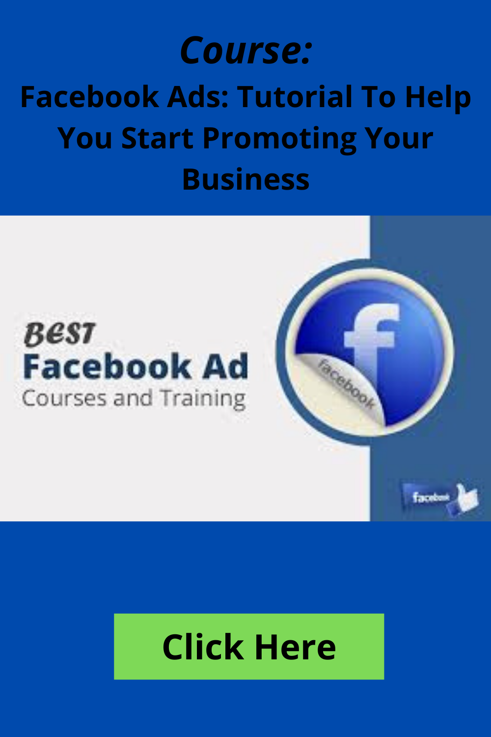 Facebook Ads Tutorial Learn How To Advertise On Facebook In 2020 Facebook Ad Facebook Ads Manager Facebook Ads Guide