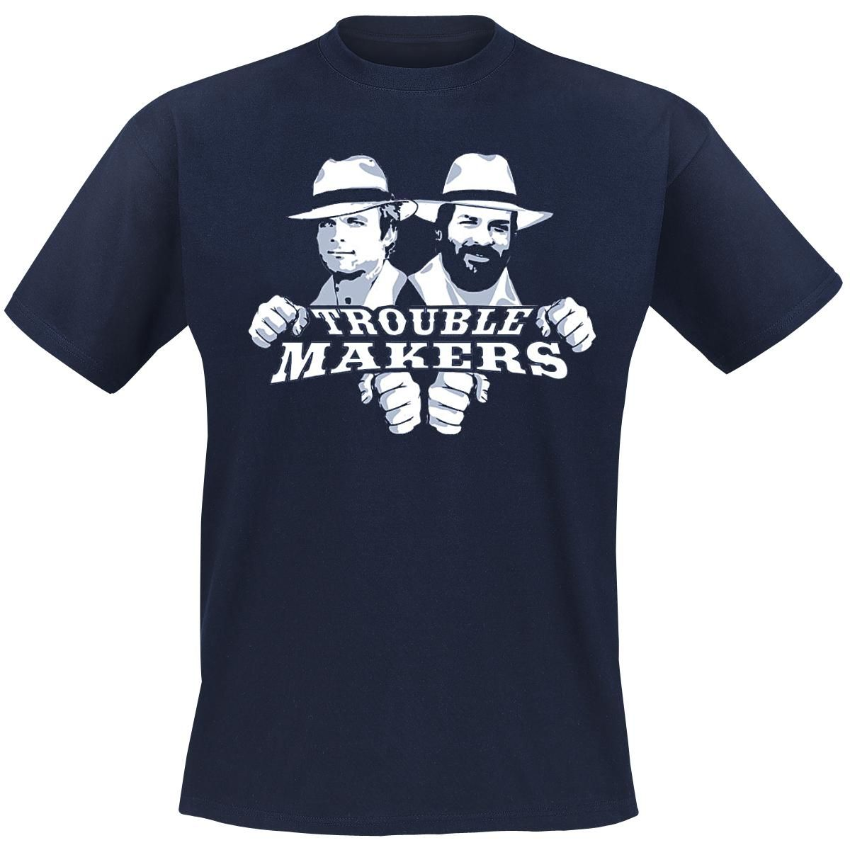 Bud Spencer Terence Hill T Shirt Shop