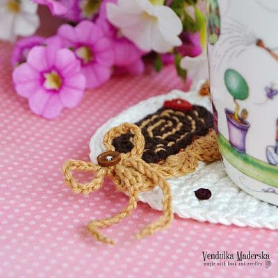 Free crochet patterns and tutorials by Magic with hook and needles