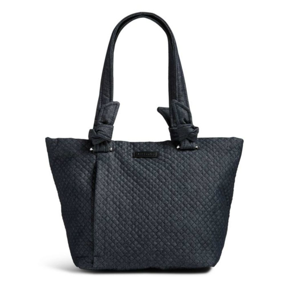37e375b8ae3c Vera Bradley Hadley East West Tote in Denim Navy at The Paper Store