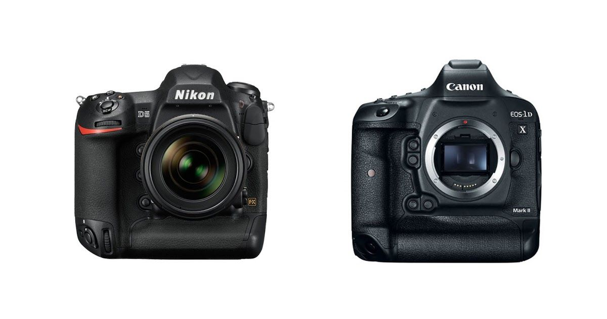 Here's how to choose between Canon and Nikon if you're