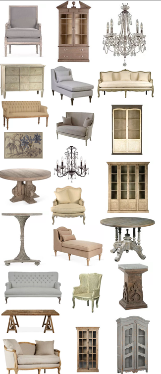 Beautiful French Furniture Flash, French Country Furniture