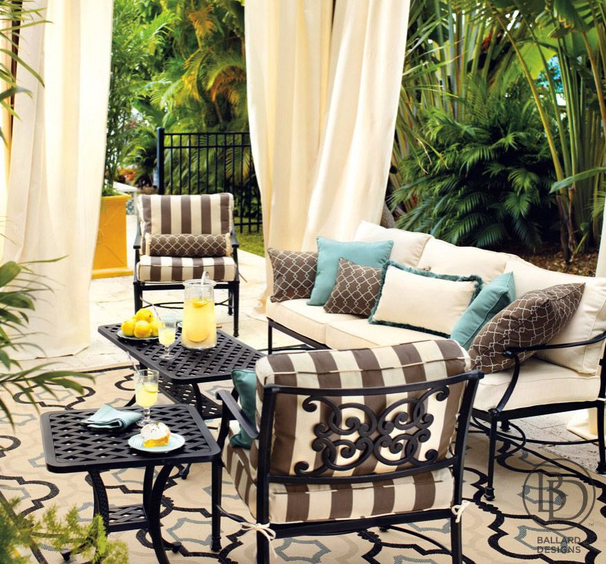 amalfi outdoor furniture collection