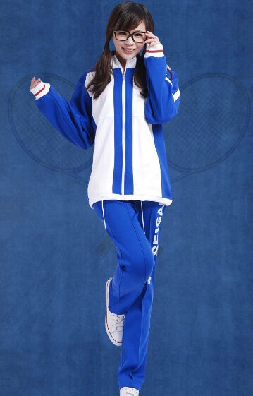 Click To Buy The Prince Of Tennis Cosplay Costume Ryoma Echizen Seigaku Team Uniform Jacket Pants For Men Sport Outfits Cosplay Costumes Jersey Top