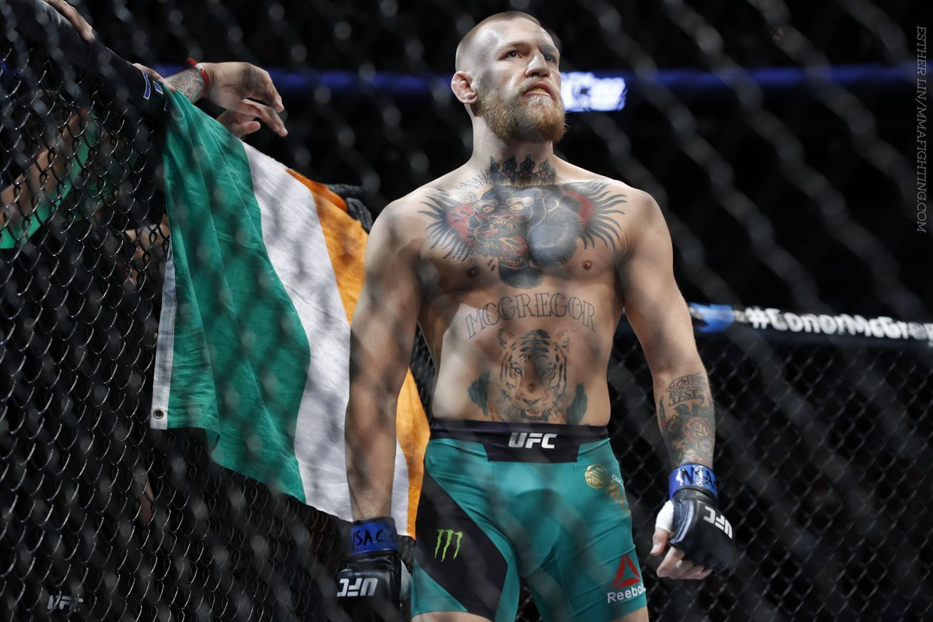 Journey to long night for Conor McGregor's Dublin fans