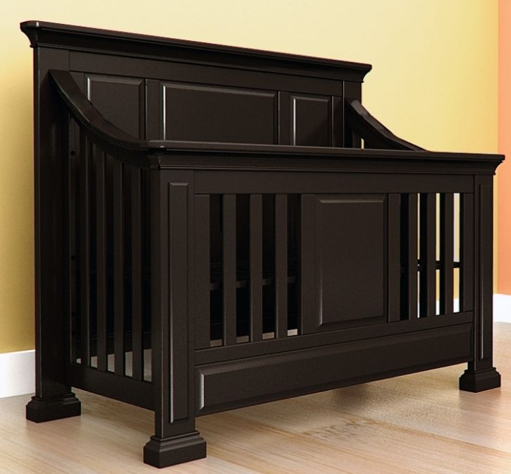 Baby S Dream Nottingham Stationary Crib Converts From Crib To