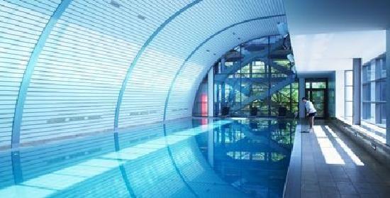Aspria Spa + Sporting Club + Hotel,  Berlin, Germany  #Berlin #Travel #Hotels