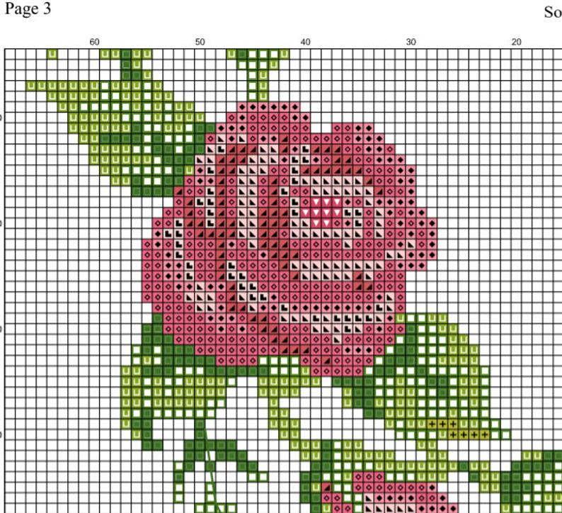 Floral Wreath Cross Stitch Pattern Pdf Flower Cross Stitch Etsy Cross Stitch Patterns Flowers Cross Stitch Patterns Easy Cross Stitch Patterns