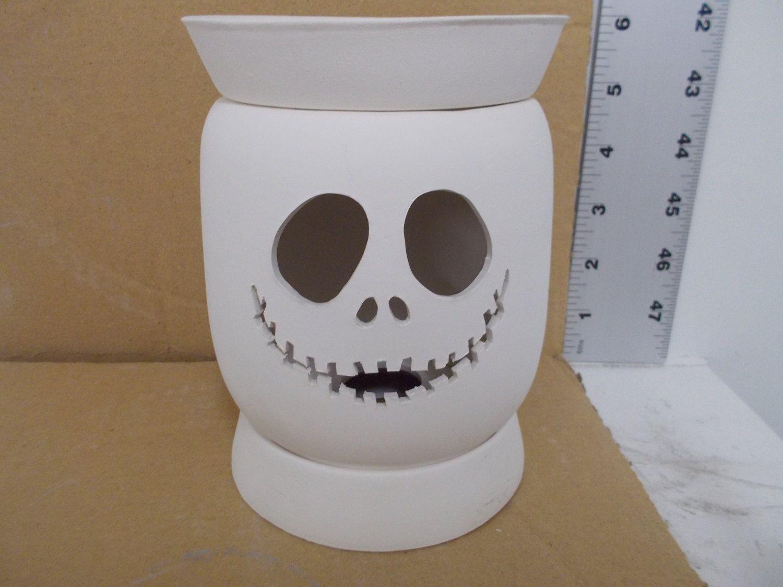 Ceramic Jack Tart Warmer Bisque Electric By Cdgceramics On