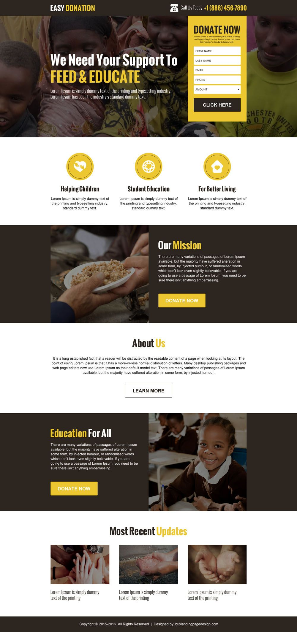 Flat 25 discount on landing page designs